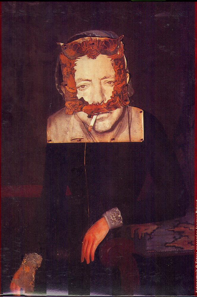 Collage de Jacques Prévert