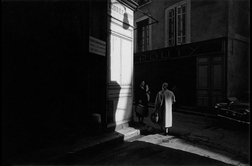 Harry callahan maison europ enne de la photographie for Foto minimaliste