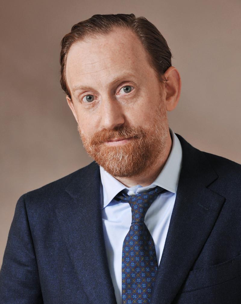 <b>Simon Baker</b> <br>nouveau directeur de la MEP