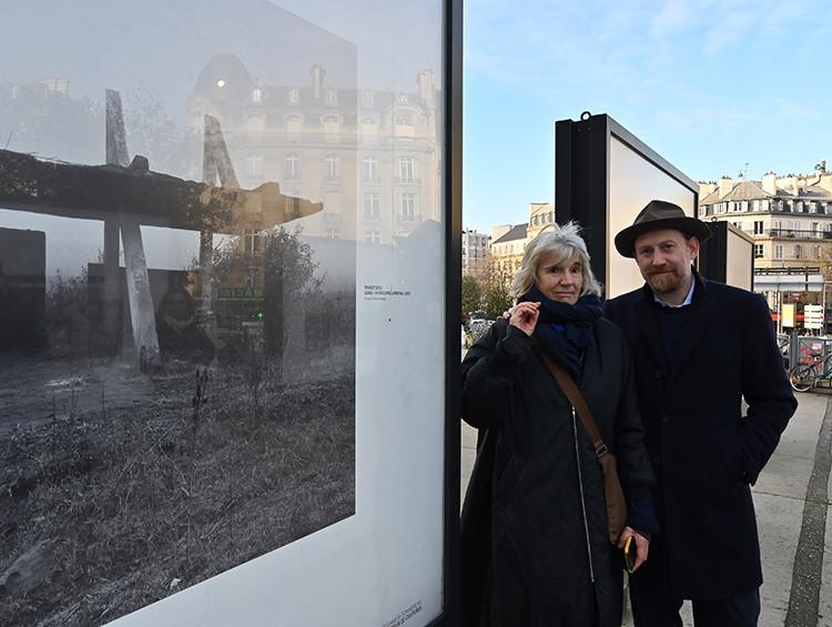 Talk avec Ursula Schulz Dornburg & Simon Baker