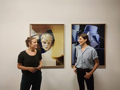 Discussion entre Estelle Hanania et Gisèle Vienne